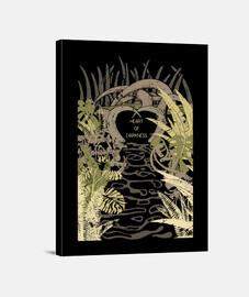 collection de livres: coeur des ténèbre