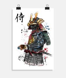 colore di water samurai