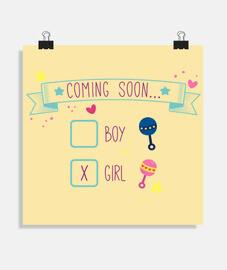 Coming soon... Girl