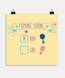 Coming soon...Boy