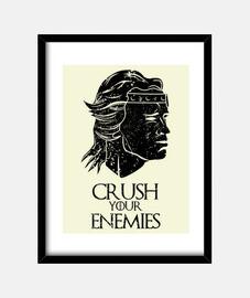 conan écraser vos ennemis