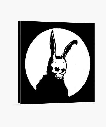 Lienzo conejo