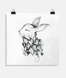conejo poético