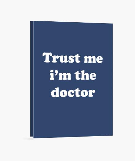 Lienzo confianza yo im el médico