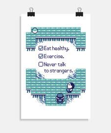 conseils de formateur bleu