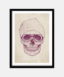 Cool skull cuadro