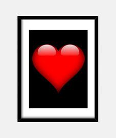 Corazón de sangre caliente