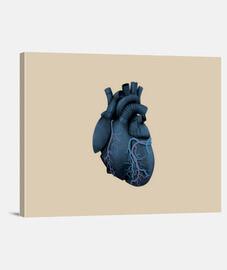 corazón del steampunk