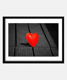 corazón solitario