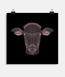 cow moiré