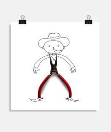 Cowboy of Pliers