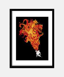 Cracheur de feu