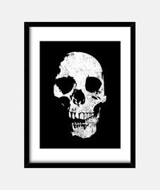 crâne grunge