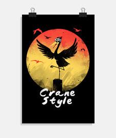 crane style