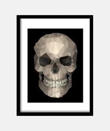 cráneo polygone