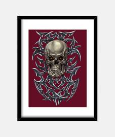 cranio tribale