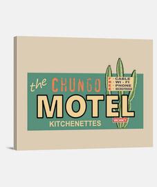 crappy motel sign