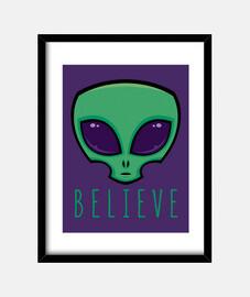 credi testa aliena