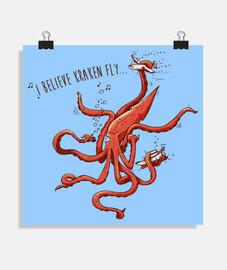 credo che kraken vola