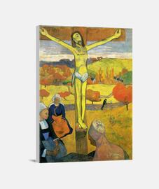 Cristo en amarillo