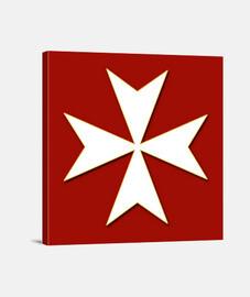 croce dell'ordine di san juan di malta