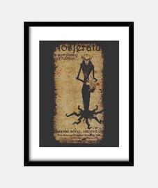Cuadro Cartel Película Nosferatu 1922