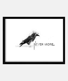 Cuadro cuervo