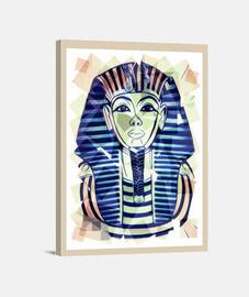 Cuadro Egipto