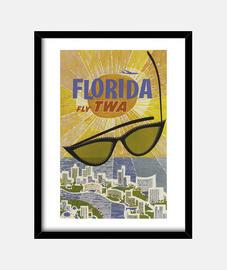 Cuadro Florida