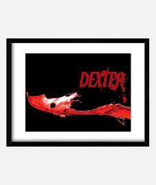 Cuadro horizontal Dexter