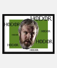 Cuadro Horizontal Hodor