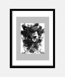 Cuadro Joker 3:4 (30 x 40 cm)