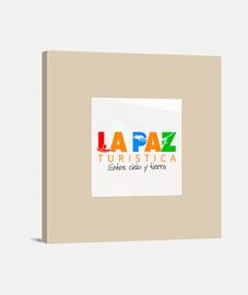 Cuadro La Paz turistica 2