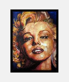 Cuadro Marilyn Monroe (30 x 40 cm)