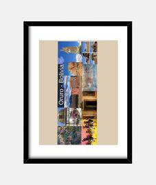 Cuadro Oruro Turismo