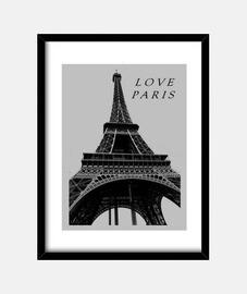 Cuadro Paris 3:4 (30 x 40 cm)