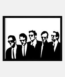 Cuadro Reservoir Dogs