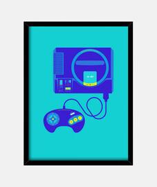 Cuadro Sega Megadrive