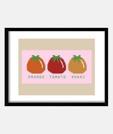 Cuadro tomato