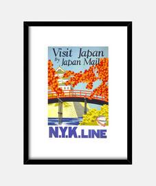 Cuadro Visit Japan