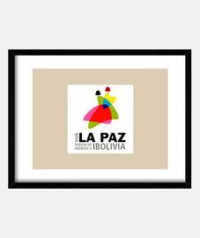 Cuadro Vive La Paz