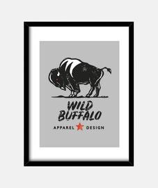 Cuadro WildBuffalo Logo
