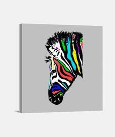 Cuadro Zebra NK