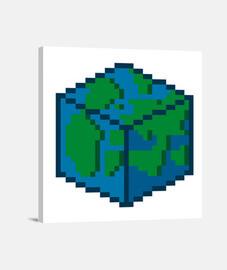 cube de pixels