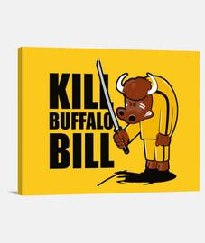 cuenta de la matanza de búfalos