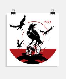 cuervos asesinos