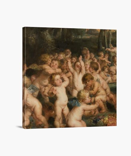 Lienzo Culto a Venus