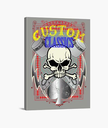 Lienzo Custom Classics