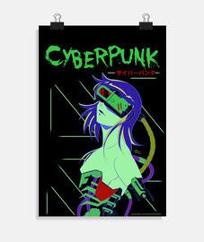 CYBERPUNK - Poster