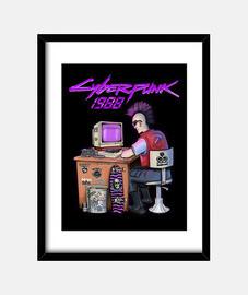 Cyberpunk 1988 Art
